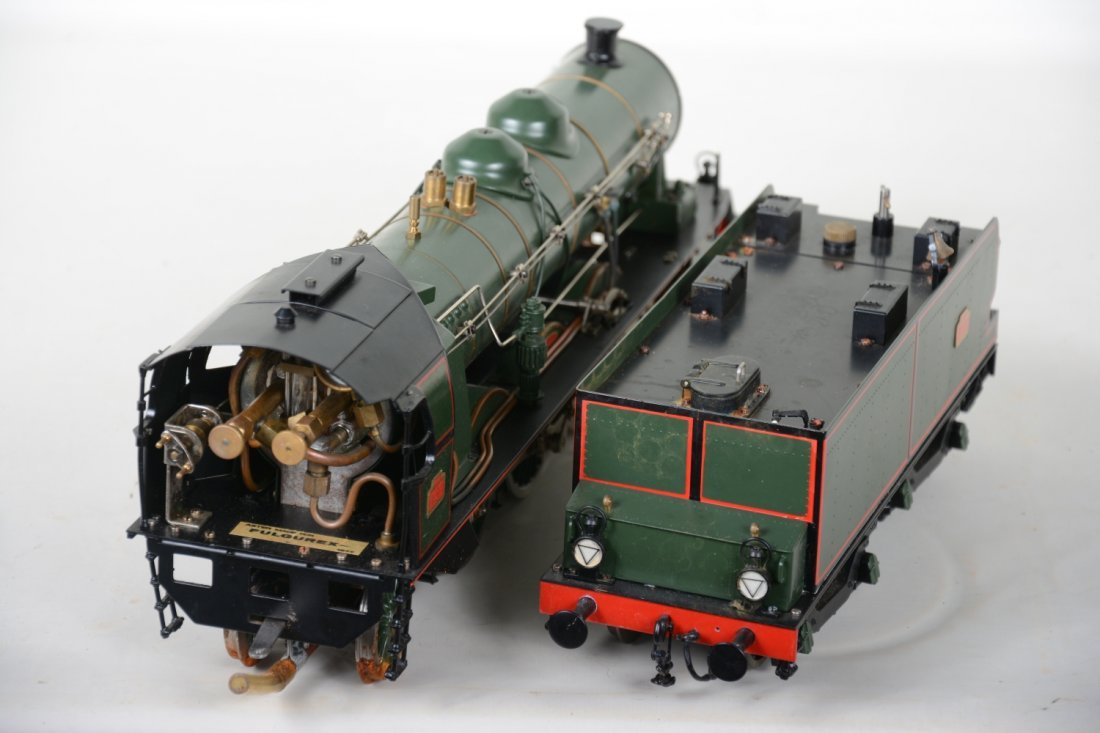 Boxed Aster 231A PLM Live Steam Loco - 5