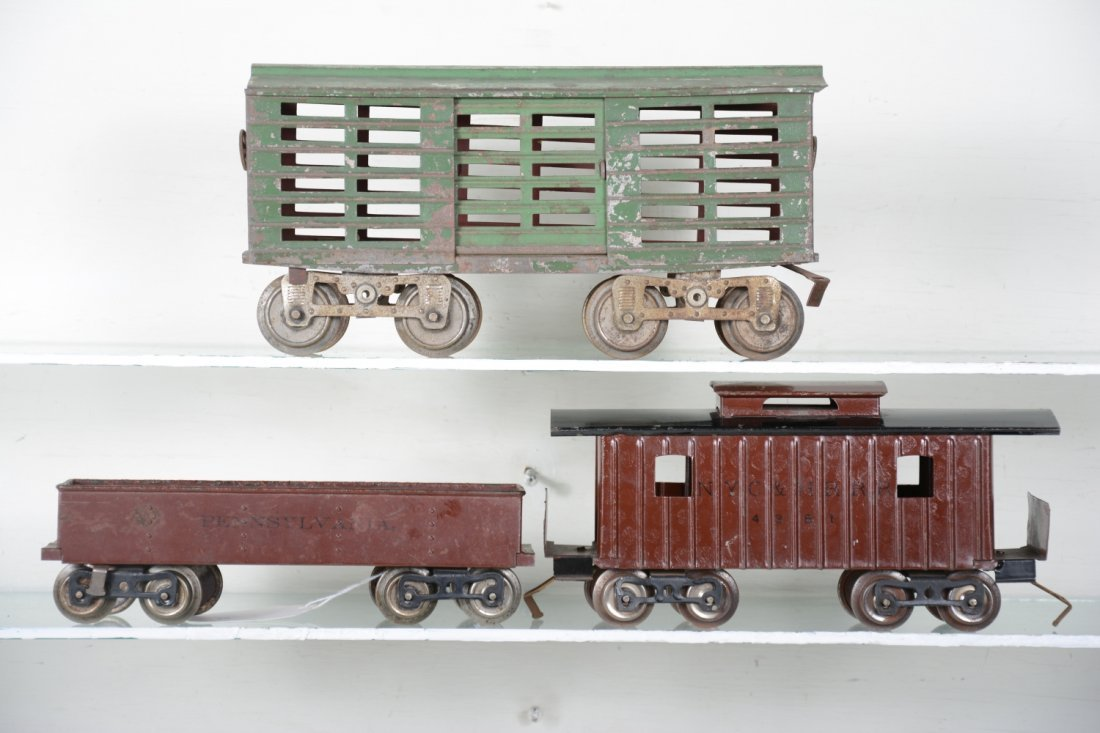 3 Early Lionel Freight Cars - 2