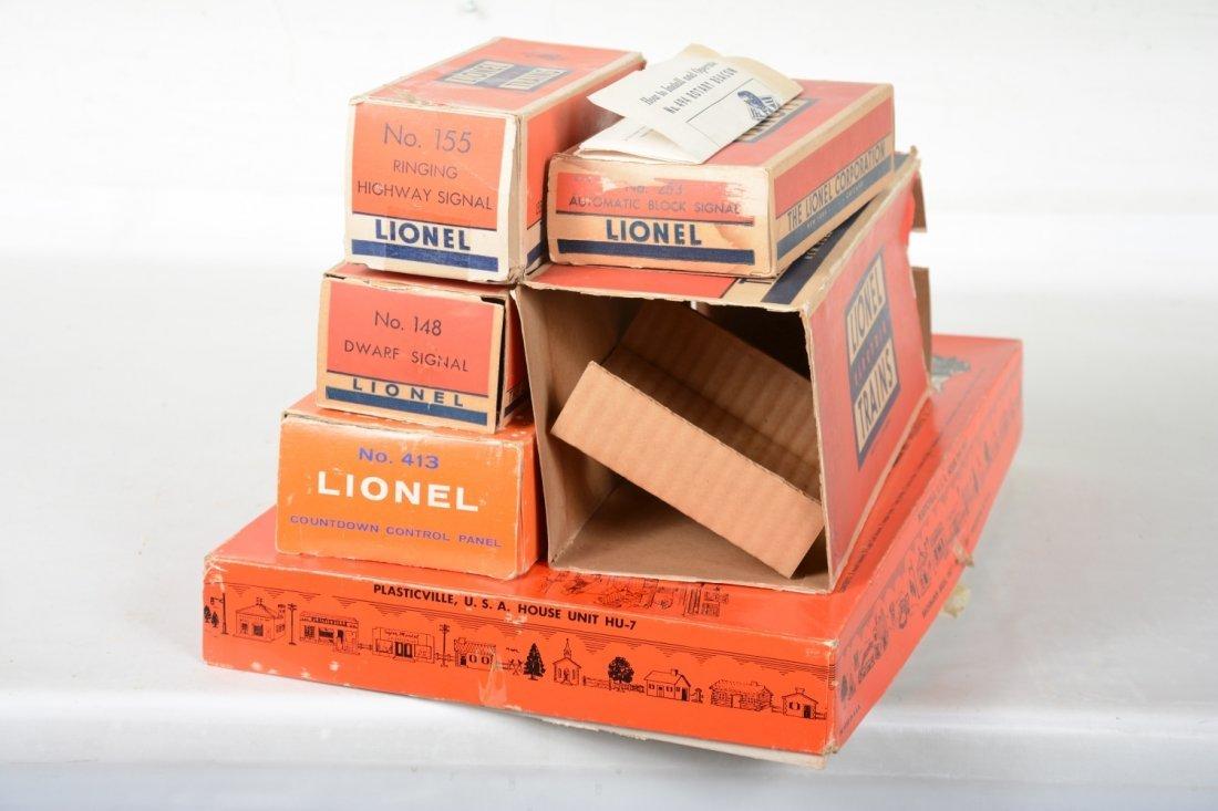 Boxed Lionel Accessories, Plus - 3