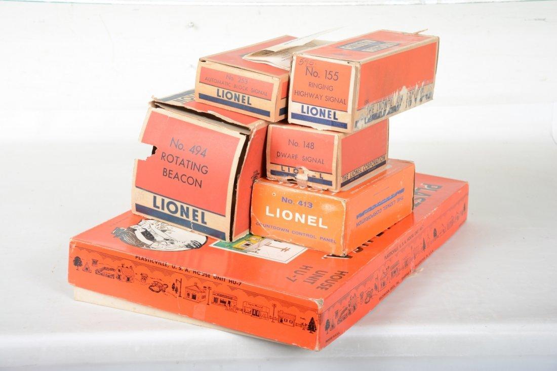 Boxed Lionel Accessories, Plus - 4