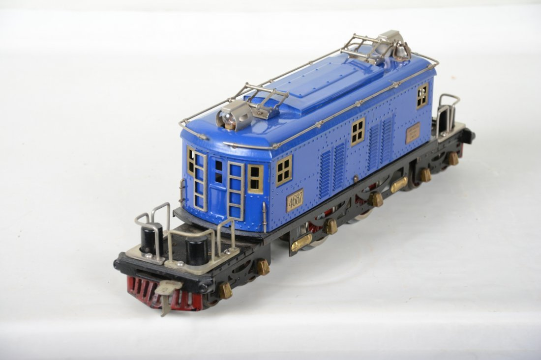 Clean American Flyer 4697 President Special Loco - 2