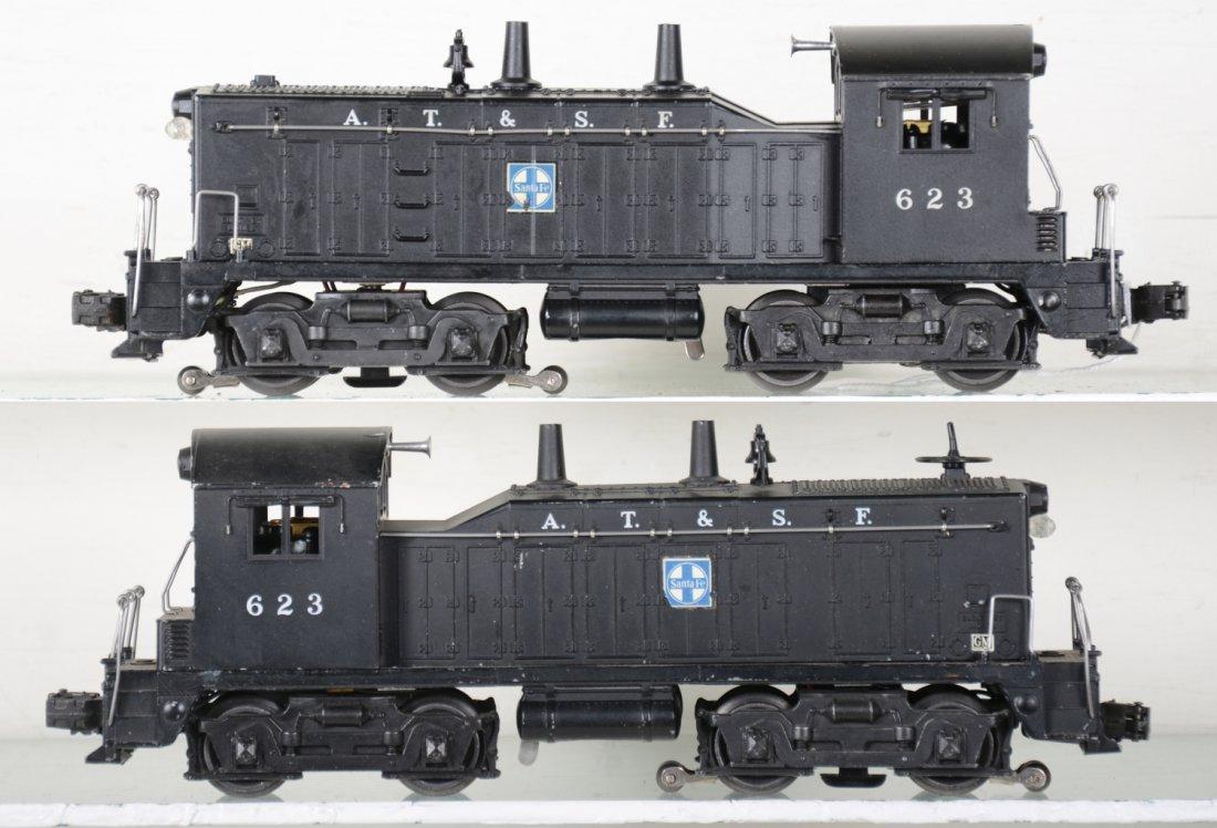 2 Clean Lionel 623 SF NW2 Diesels