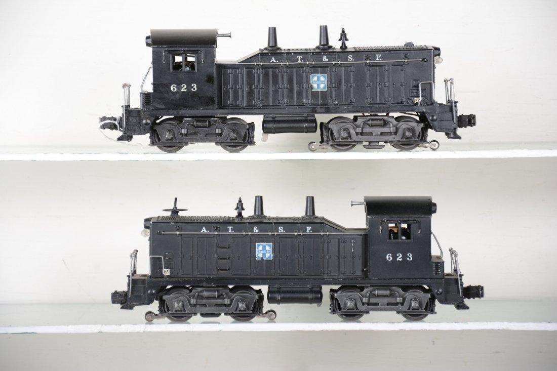 2 Clean Lionel 623 SF NW2 Diesels - 2