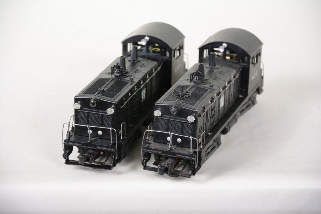 2 Clean Lionel 623 SF NW2 Diesels - 3