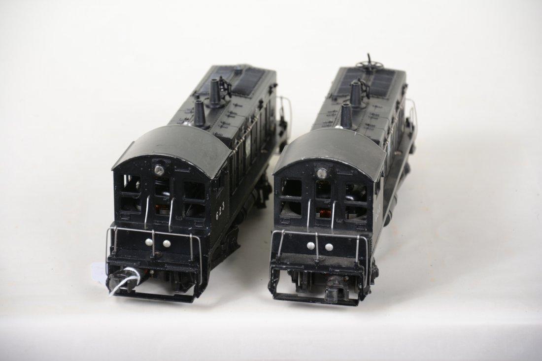 2 Clean Lionel 623 SF NW2 Diesels - 4