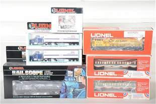 Lionel Trains Lot