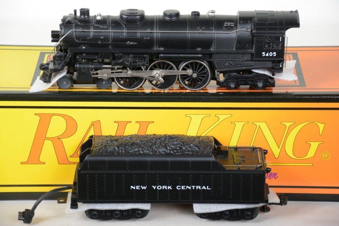 MTH RailKing 30-1121-0 NYC Hudson