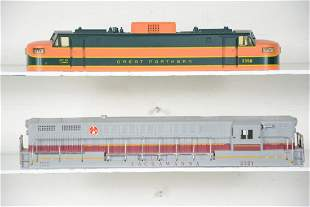 Lionel 2358 & 2321 Loco Shells ONLY
