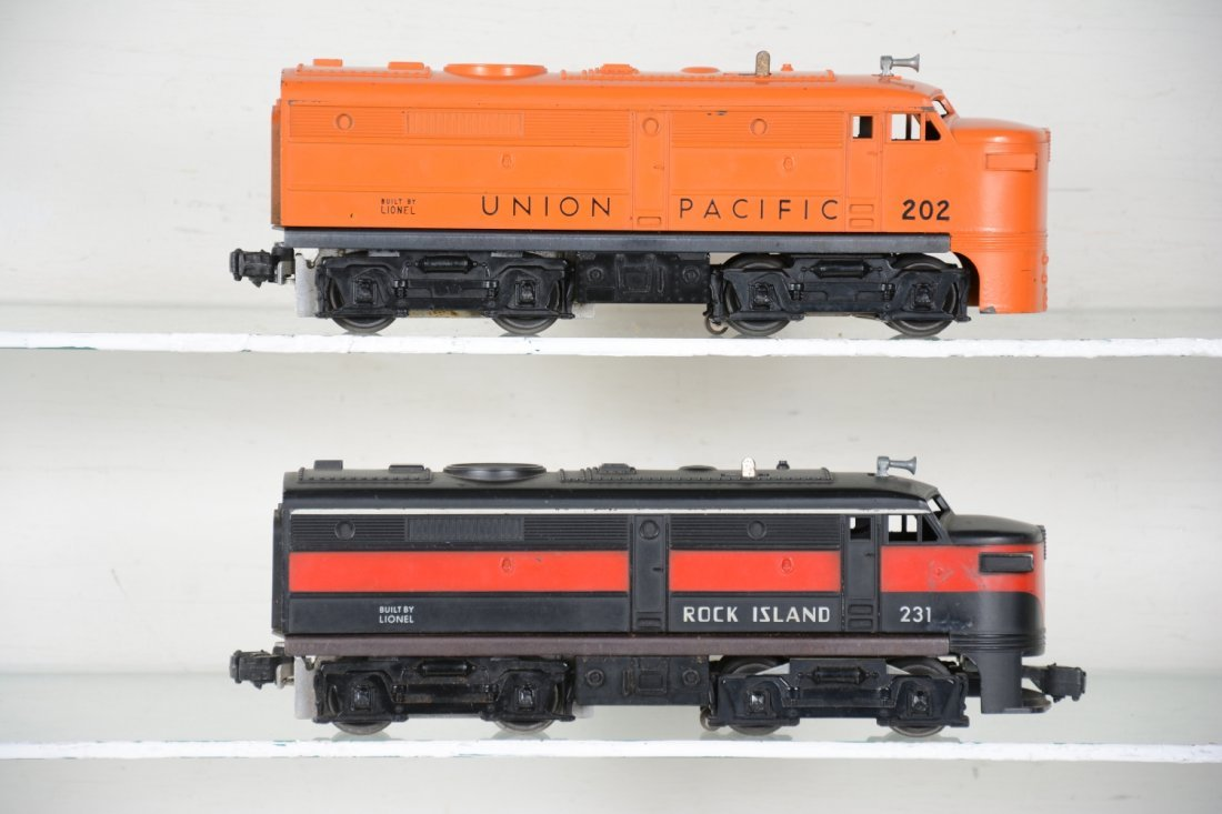 Lionel 231 & 202 Alco Diesels - 2