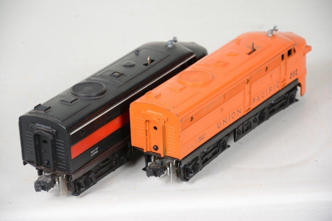 Lionel 231 & 202 Alco Diesels - 4