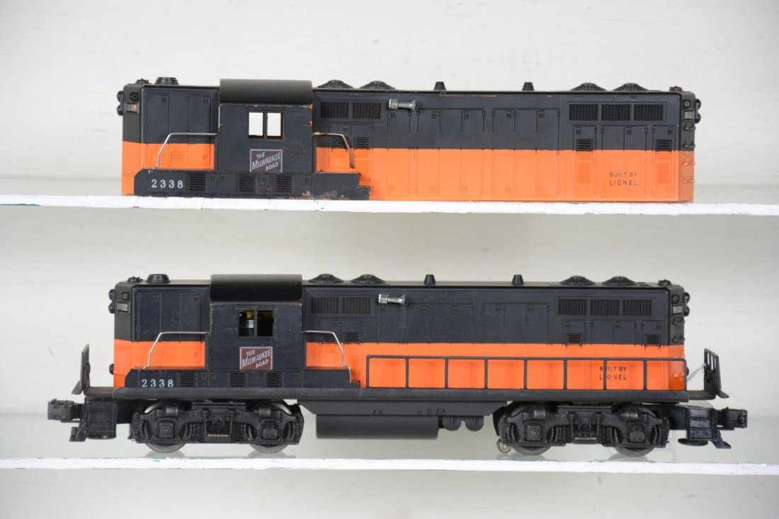 Lionel 2338 MR GP7 Diesel & Extra Shell