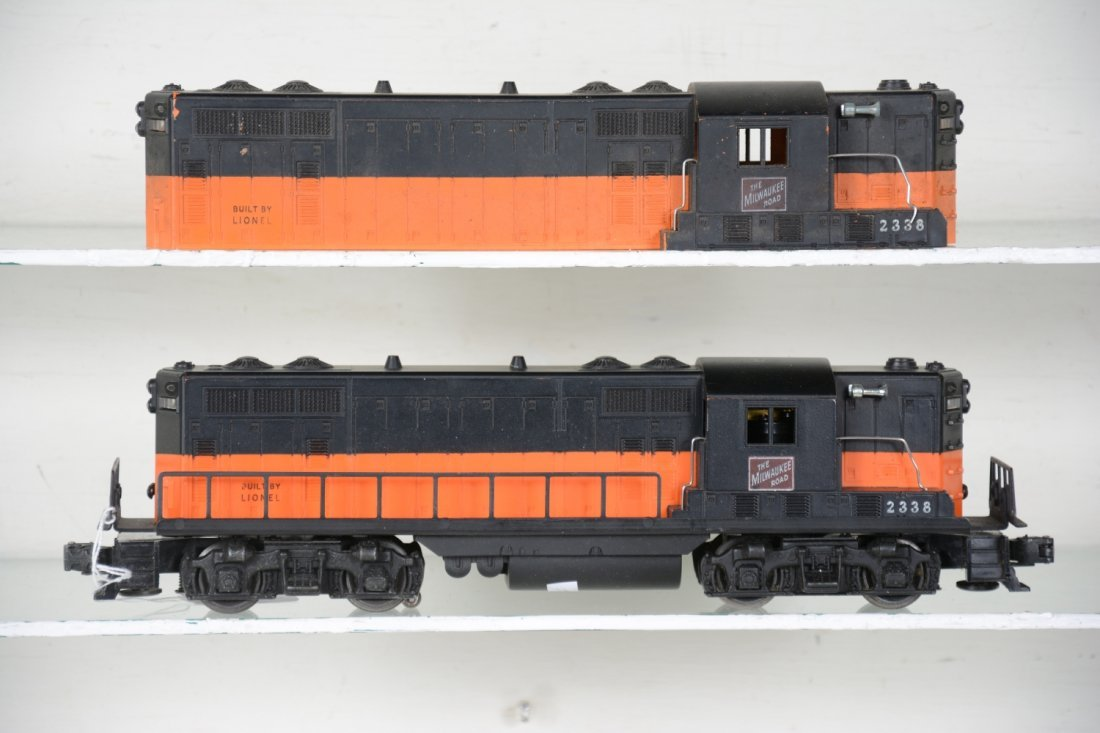 Lionel 2338 MR GP7 Diesel & Extra Shell - 2