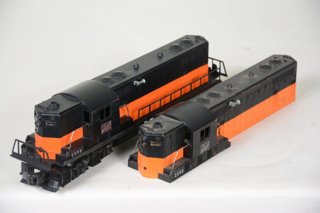 Lionel 2338 MR GP7 Diesel & Extra Shell - 3