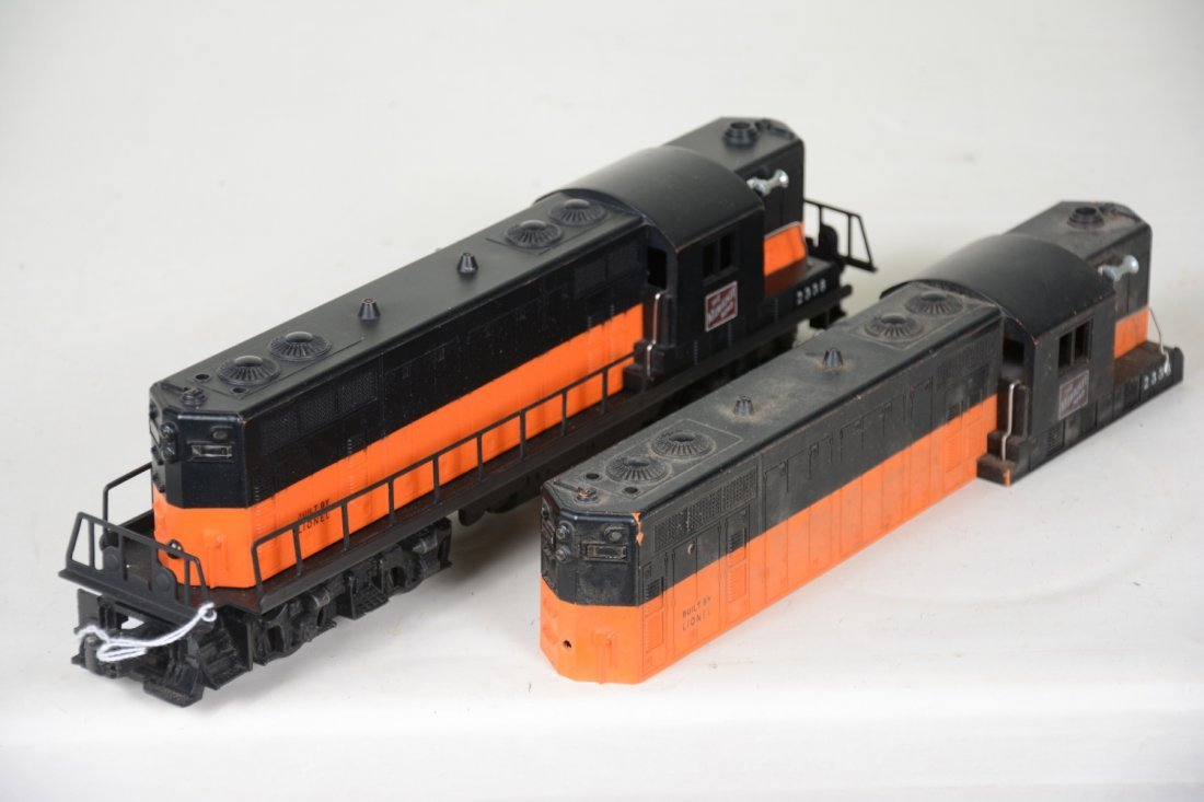 Lionel 2338 MR GP7 Diesel & Extra Shell - 4