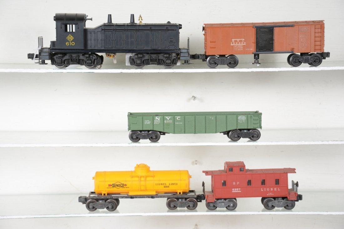 Lionel 610 Diesel Freight Set - 2