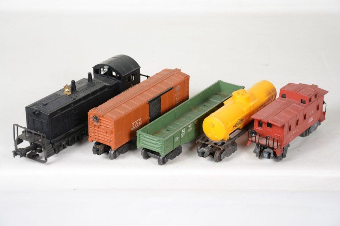 Lionel 610 Diesel Freight Set - 3