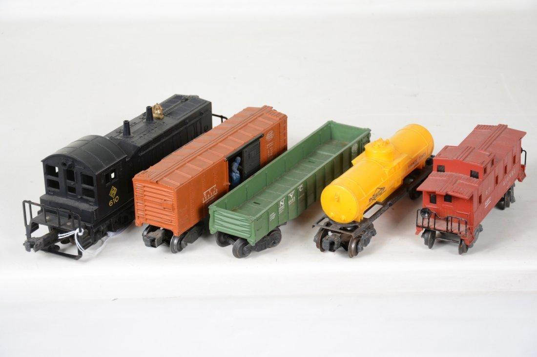 Lionel 610 Diesel Freight Set - 4