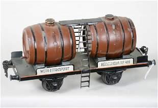 25cm Marklin 1940/1 Wine Transport