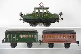 Marklin PO Passenger Set, Ga 1