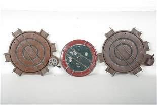 3 Different Marklin 1 Ga Turntables