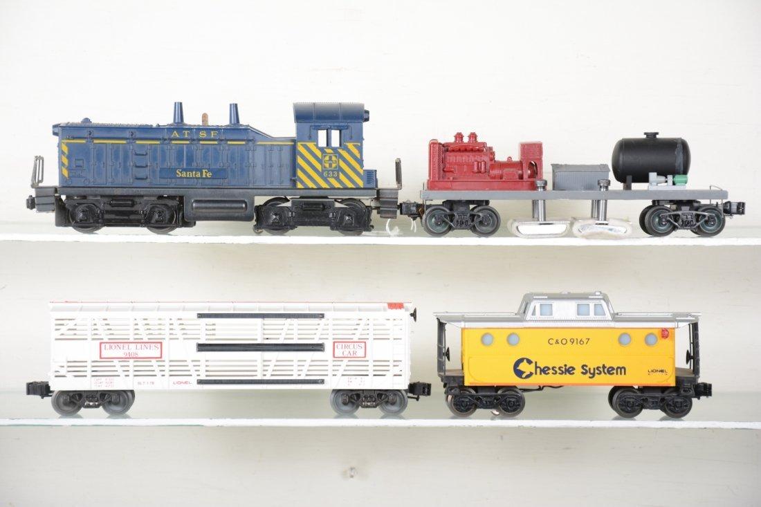 SF Diesel Train Set