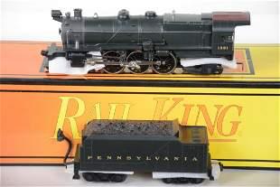 MTH RailKing 30-1151-1 PRR K4s Locomotive