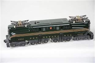 Nicely Restored Lionel 2332 PRR GG1