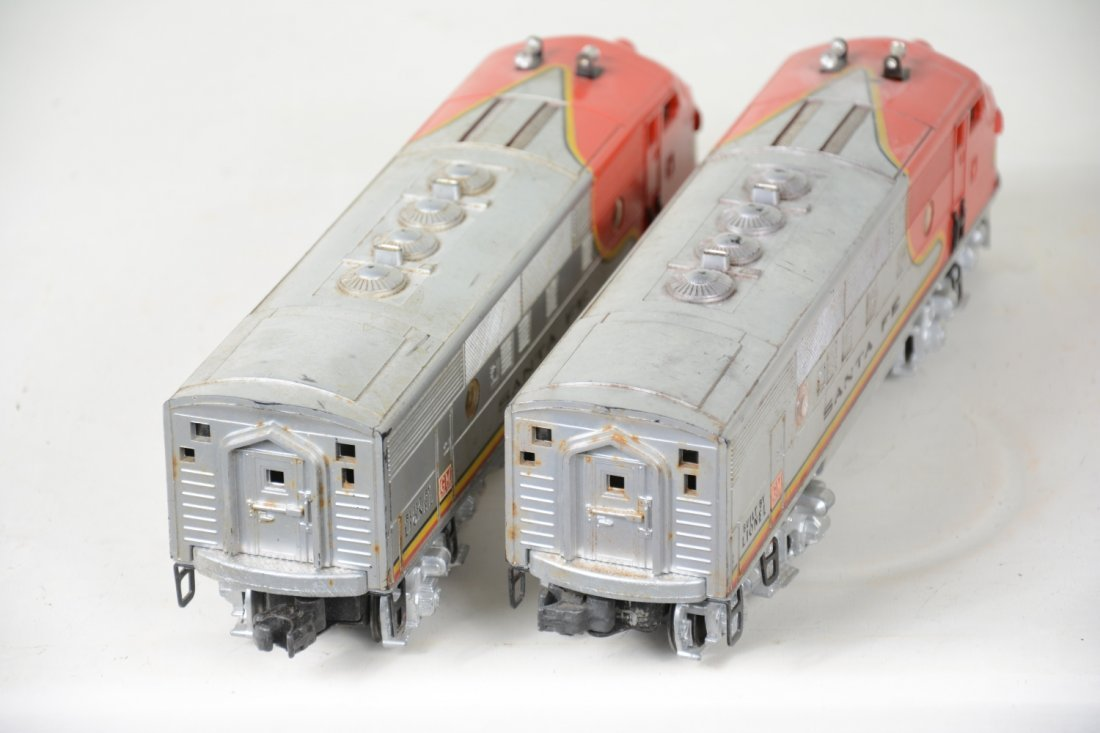 Lionel 2343 SF F3 AA Diesels - 4