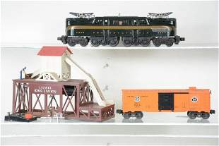 Mixed Lionel Lot