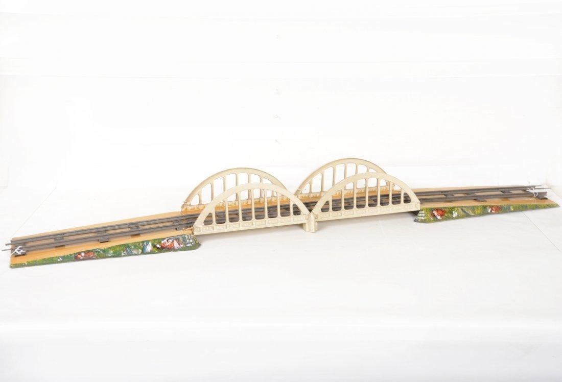 Super 128cm Marklin 4pc Bridge
