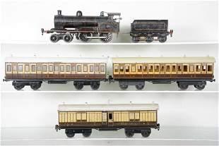 Marklin English Outline Train Set, 1 Ga