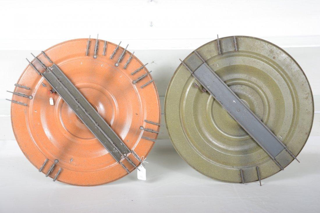 2 Marklin 43cm 1 Ga Turntables