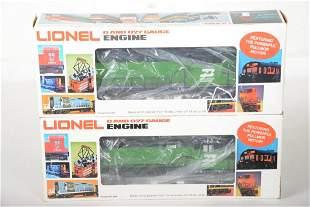 Lionel MPC 8957 & 58 BN GP20 AA Diesels