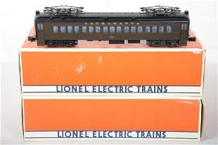 Lionel 18304 & 18305 Lackawanna MU Set