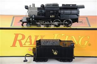 MTH RailKing 30-1141-0 JC Camelback