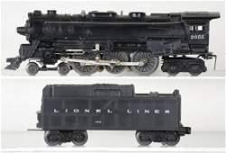 Lionel 2055 Steam Locomotive