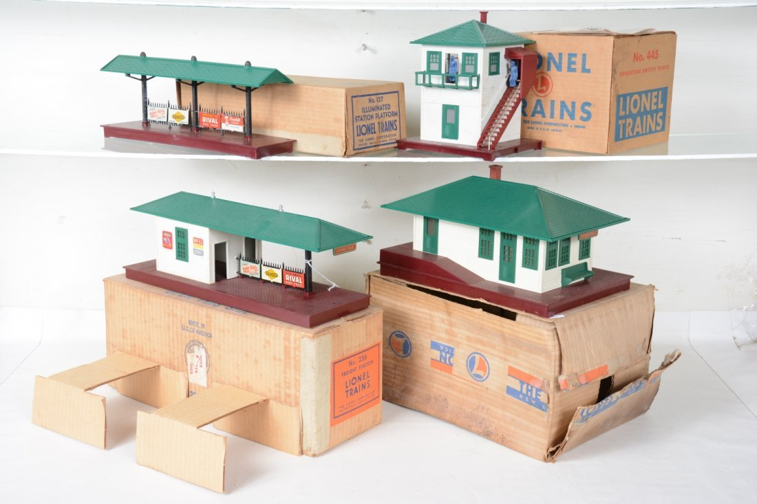 Boxed Lionel Accessories