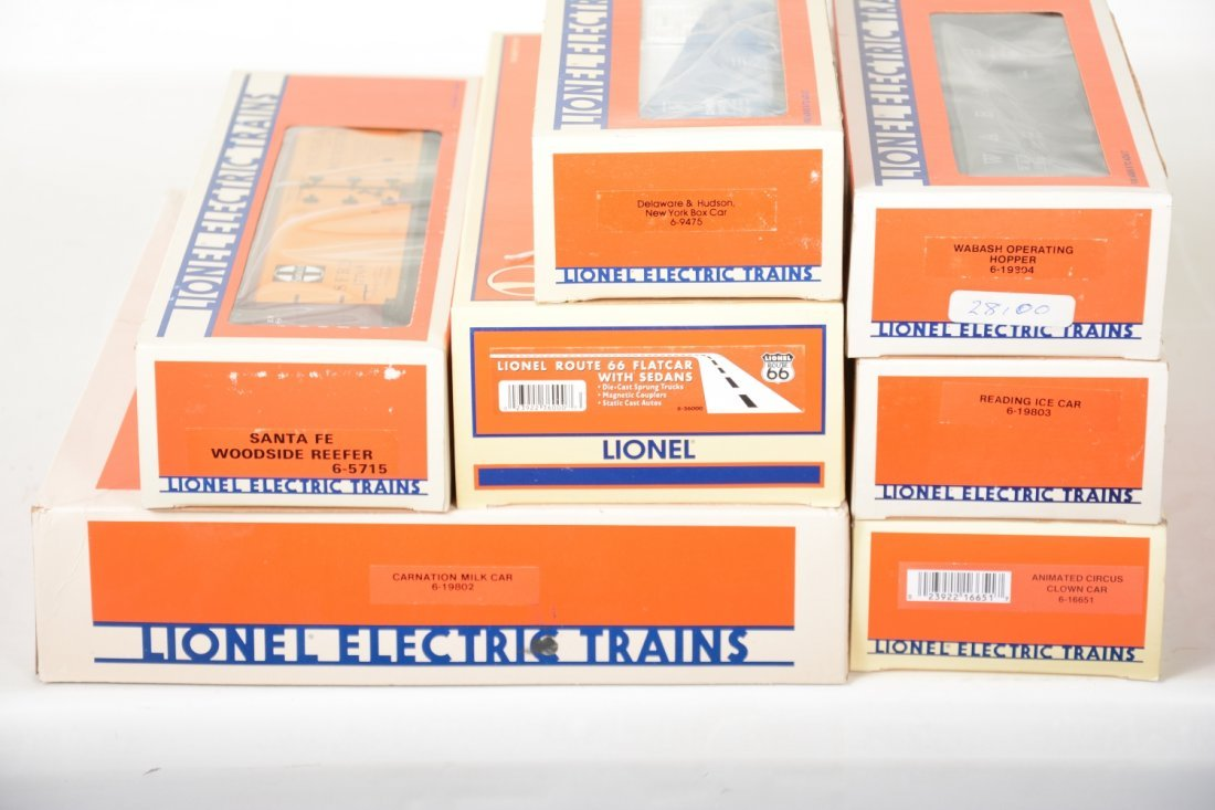 Lionel Freight Cars - 2