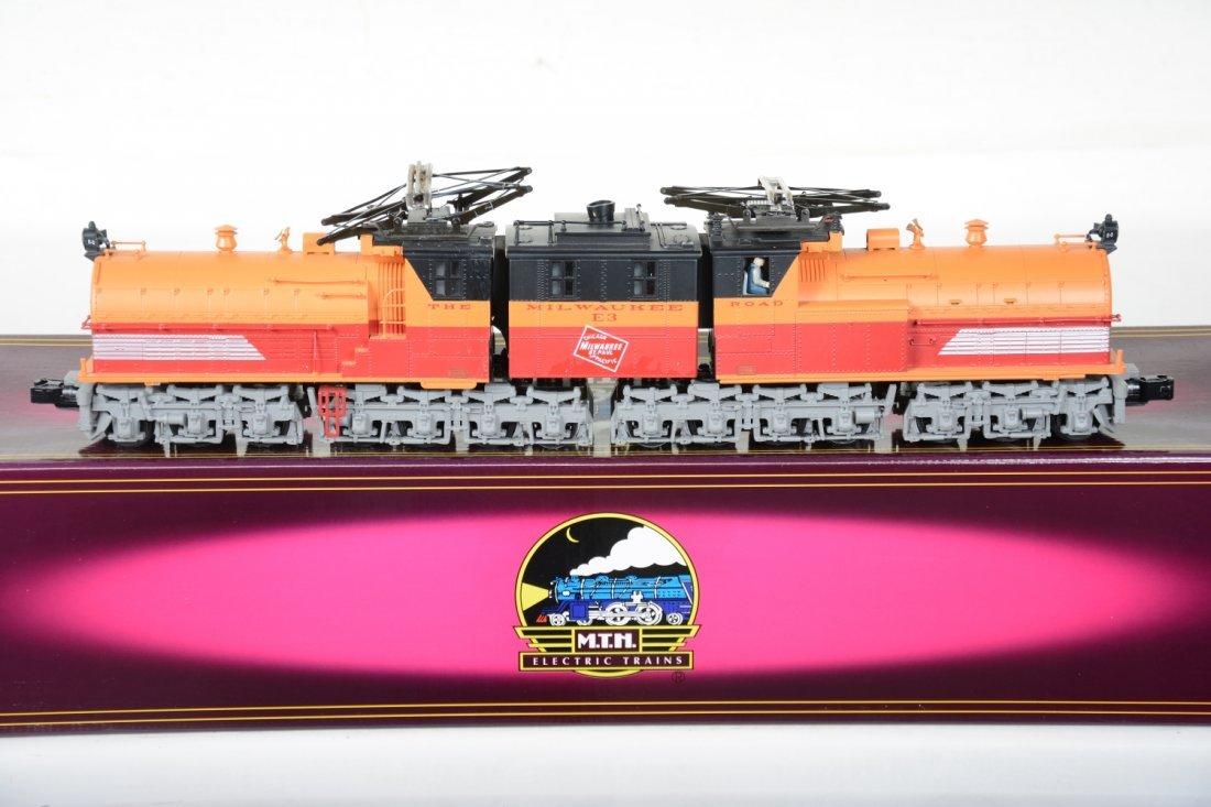 MTH Premier 20-5511-1 MR E2 Bi-Polar