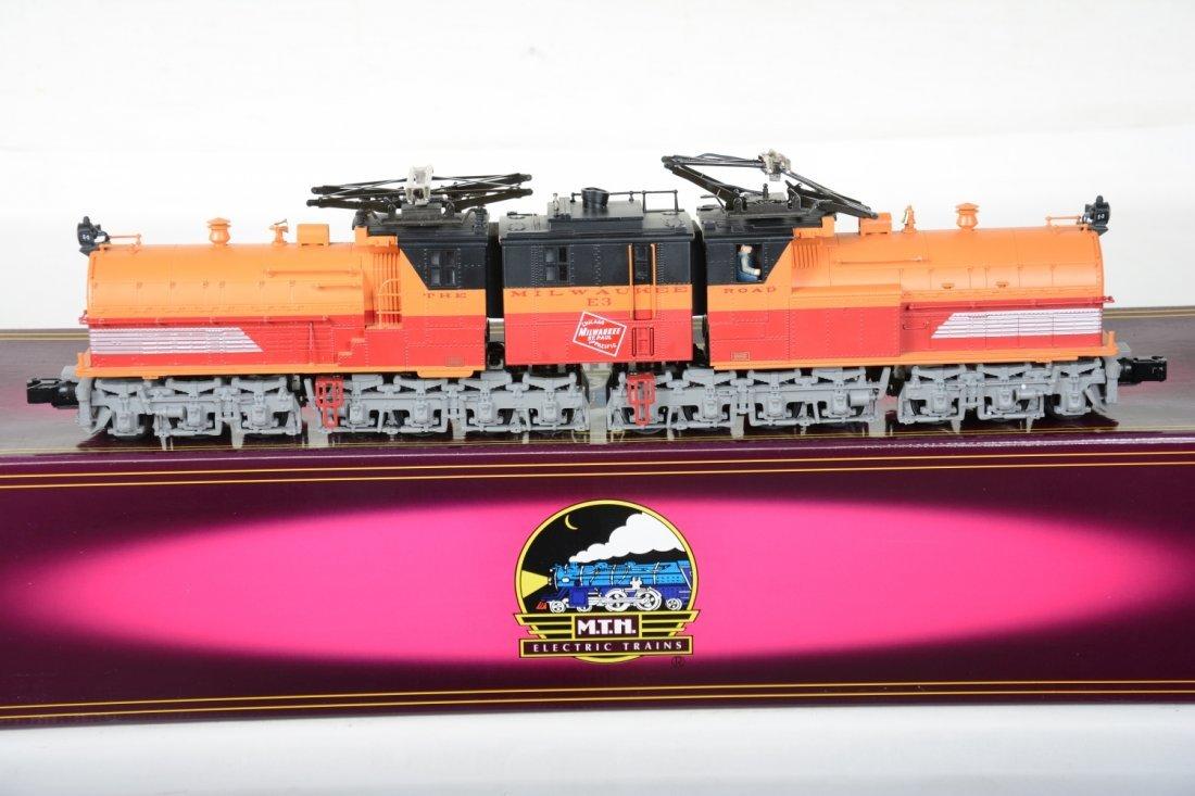 MTH Premier 20-5511-1 MR E2 Bi-Polar - 2