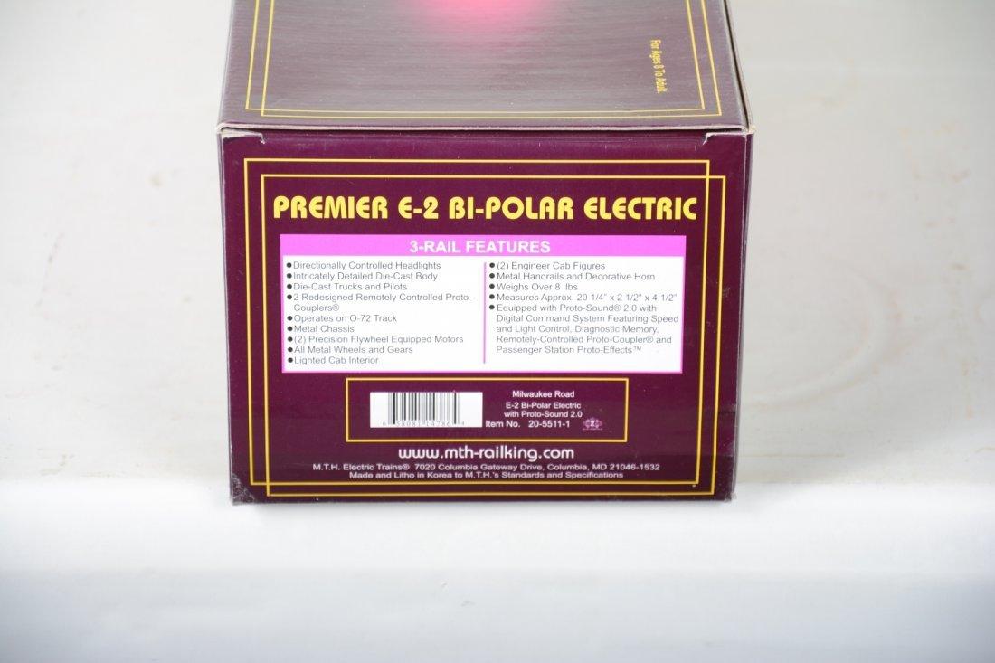 MTH Premier 20-5511-1 MR E2 Bi-Polar - 3