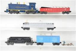 Lionel 624 Diesel Freight Set