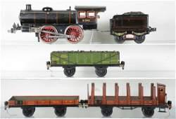 Marklin R1041 Steam Freight Set