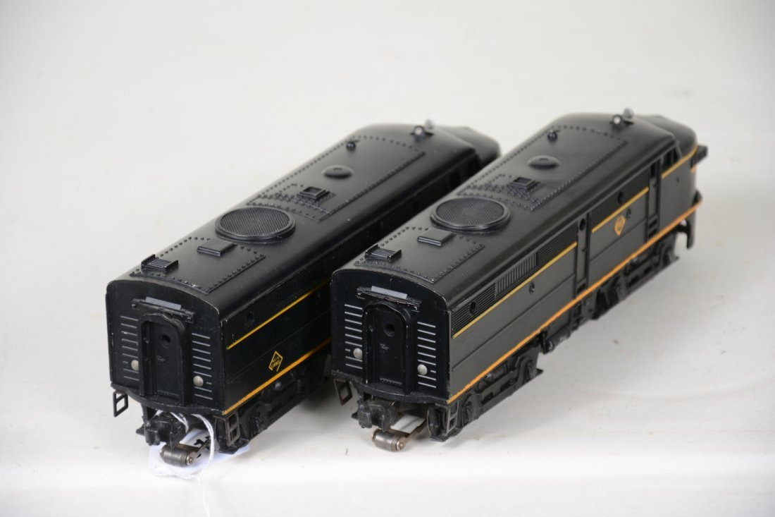 Clean Lionel 2032 Erie Alco AA Diesels - 4