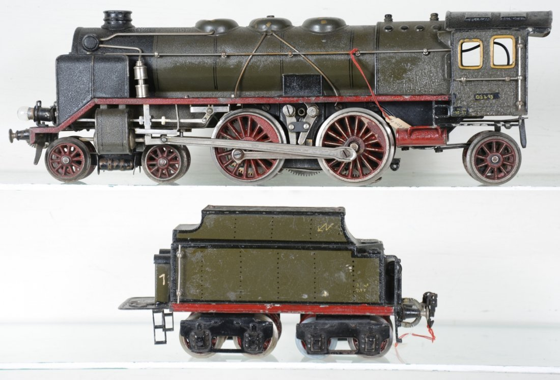 Marklin CER 65/13021 Steam Locomotive
