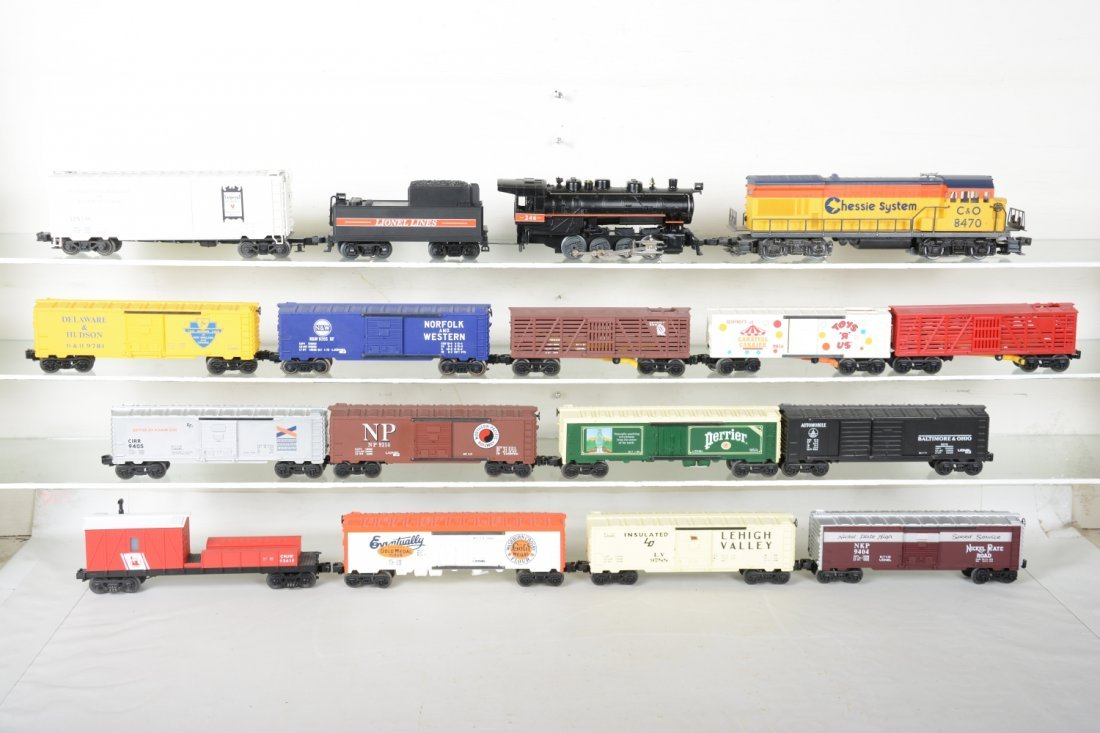 Lionel Modern Trains Group