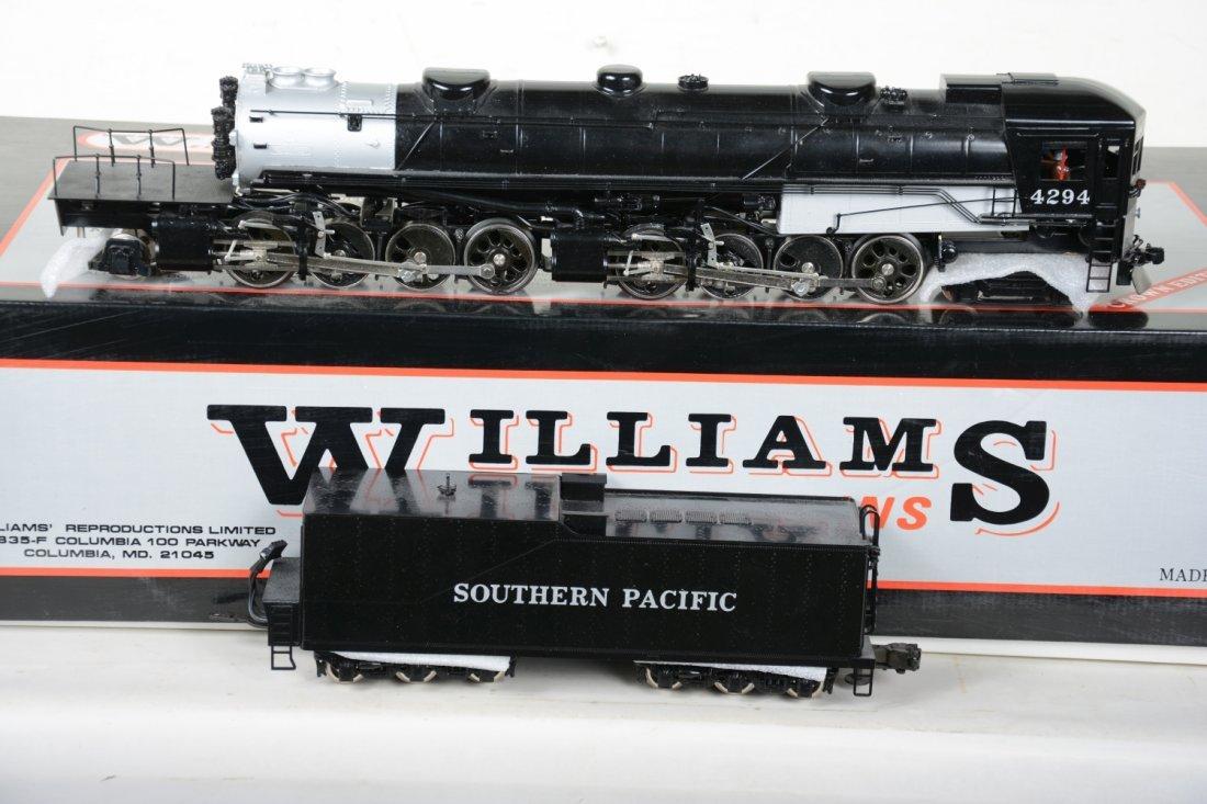 Williams 7002 Brass SP Cab Forward