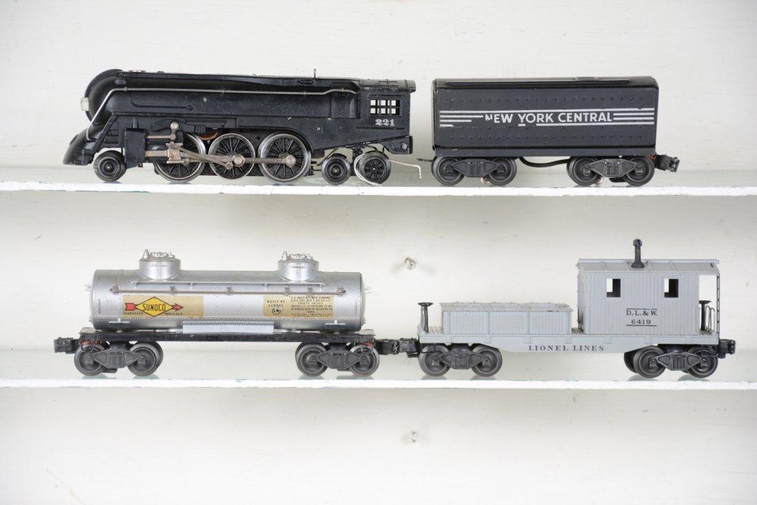 Lionel 221 Steam Freight Set