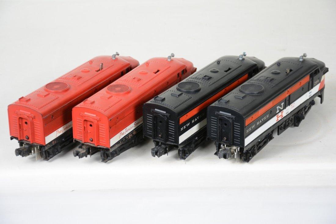 Lionel 209 & 210 Alco Diesel Sets - 4