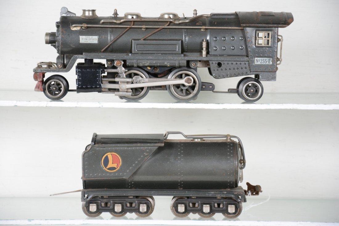 Lionel 255E Steam Locomotive